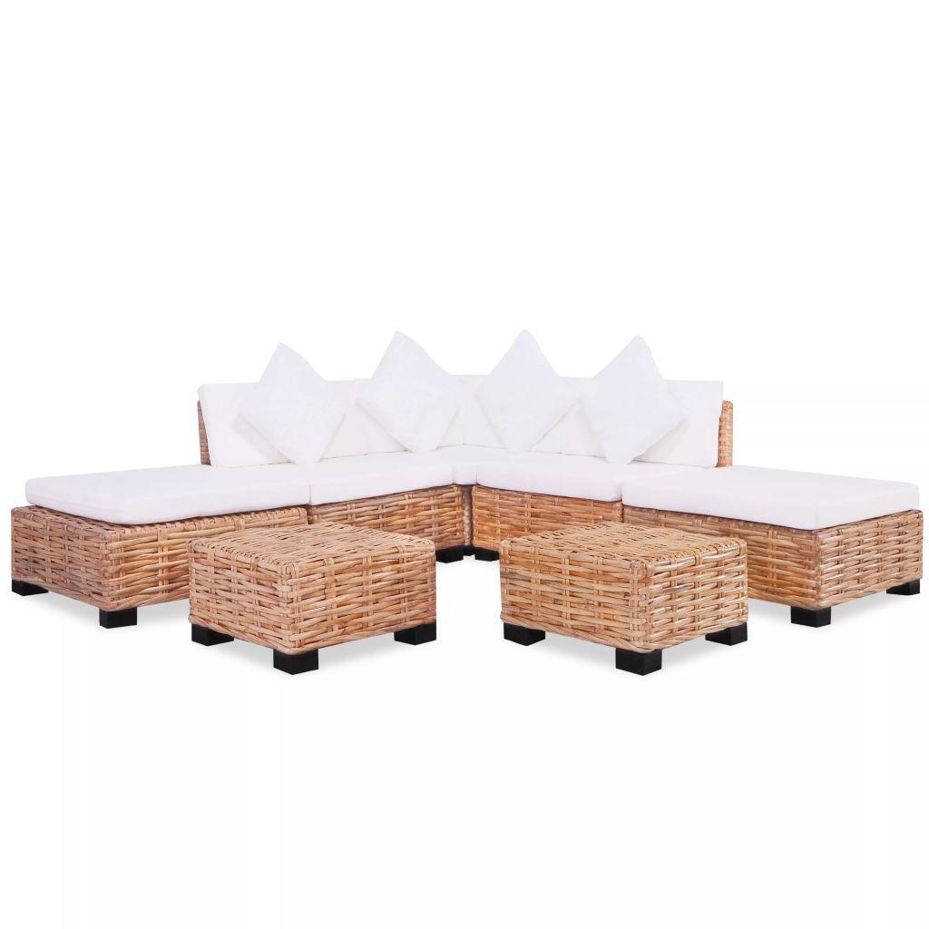 ратанови мебели