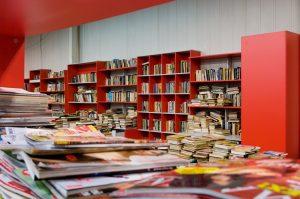 магазин за стари книги